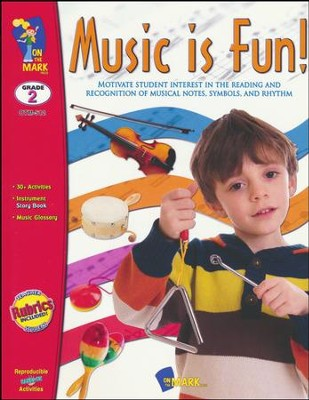 Music is Fun! Grade 2  -