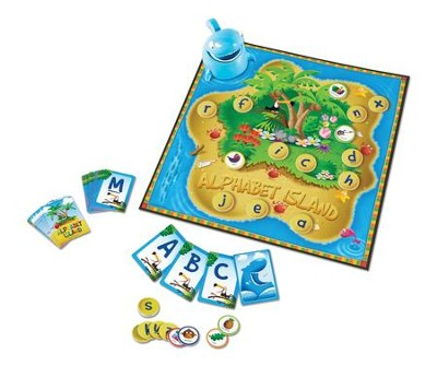 Alphabet Island, Letters & Sounds Game  -