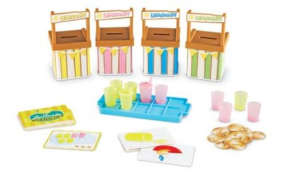 Lil' Lemonade Stand-Off Memory Matching Game  -
