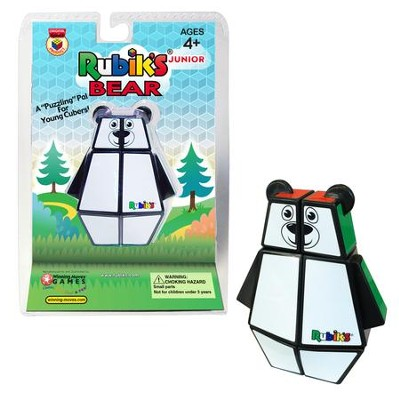 Rubiks Junior Bear  -