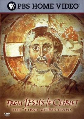 From Jesus to Christ, DVD   -
