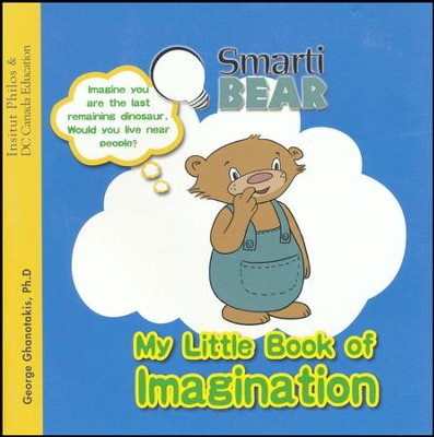 My Little Book of Imagination  -     By: George Ghanotakis