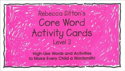 Sitton Grade 3 Core Words  -