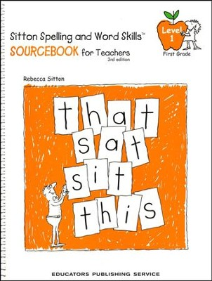 Sitton Grade 1 Sourcebook  -