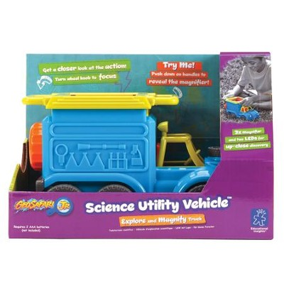Geosafari Junior, Science Utility Vehicle  -