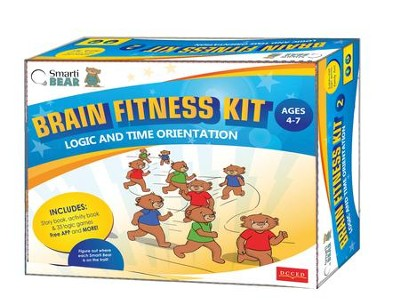 Brain Fitness Kit Logic and Time Orientation  -     By: George Ghanotakis