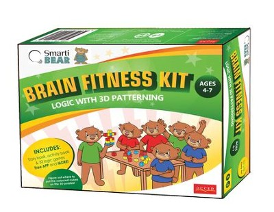 Brain Fitness Kit Logic with 3D Patterning  -     By: George Ghanotakis