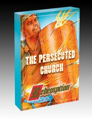 Redemption: The Persecuted Church Booster Pack  -     By: Rob Anderson