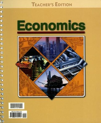 Heritage Studies 12: Economics, Teacher's Edition   -
