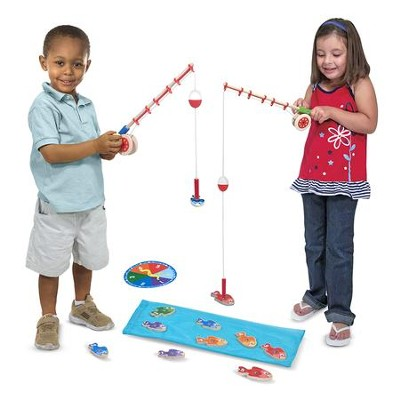 Catch and Count Fishing Game  -