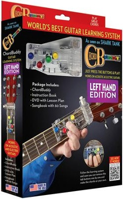 ChordBuddy Left-Handed Guitar Learning System   -