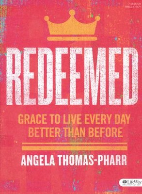 Redeemed Bible Study Book   -     By: Angela Thomas-Pharr