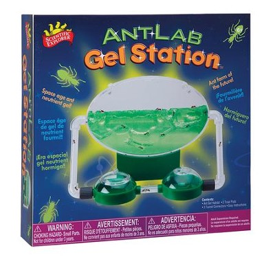 Ant Lab Gel Station   -