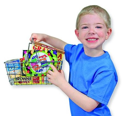 Let's Play House! Grocery Basket  -