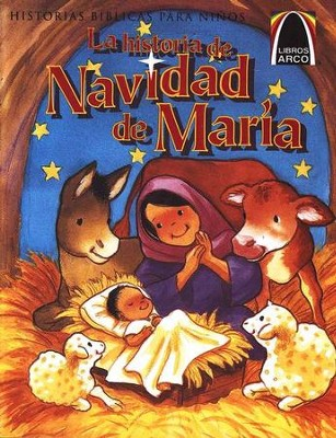 La Historia de Navidad de Mar&#237a  (Mary's Christmas Story)  -     By: Concordia Publishing House