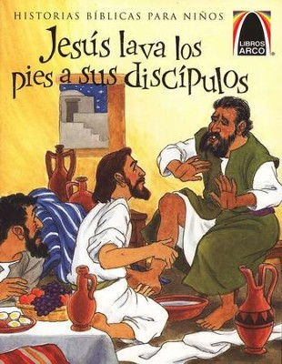 Jes&#250s Lava los Pies a sus Disc&#237pulos  (Jesus Washes Peter's Feet)  -