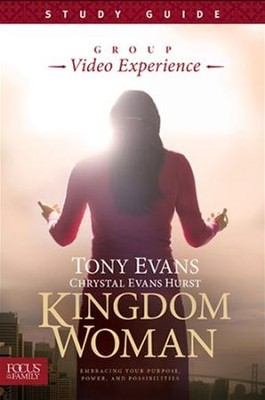 Kingdom Woman Group Video Experience Study Guide  -