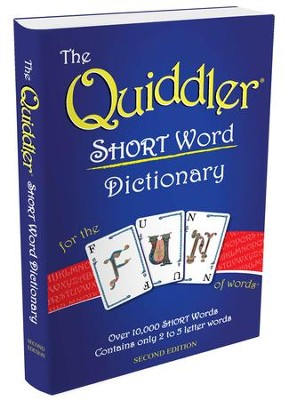 Quiddler Dictionary  -