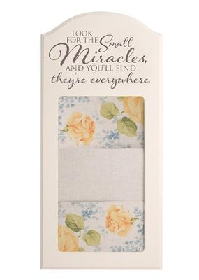 Look For the Small Miracles, Pocket Memory Board  -