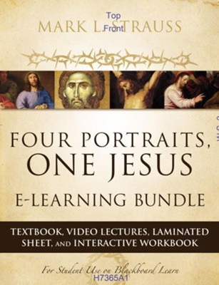 Four Portraits, One Jesus E-Learning Bundle  -     By: Mark L. Strauss