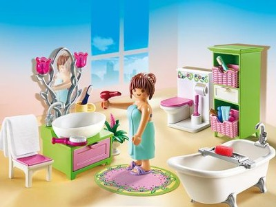 Playmobil Vintage Bathroom Accessory  -