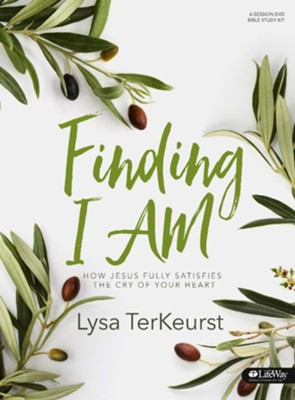 Finding I AM DVD Study Kit   -     By: Lysa TerKeurst