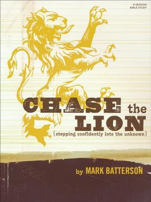 Chase the Lion Member Book   -     By: Mark Batterson