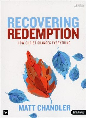 Recovering Redemption, Member Book  -
