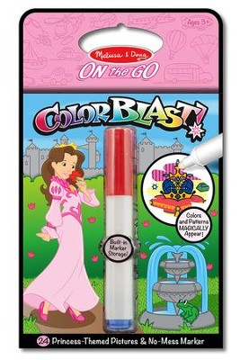 ColorBlast! - Princess  -
