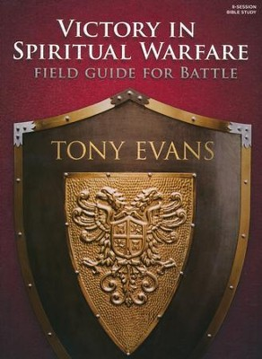 Victory in Spiritual Warfare, Member Book  -     By: Tony Evans