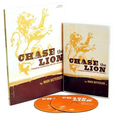 Chase the Lion DVD Leader Kit   -     By: Mark Batterson