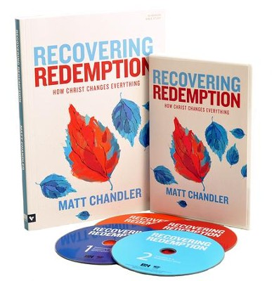 Recovering Redemption, DVD Leader Kit  -     By: Matt Chandler