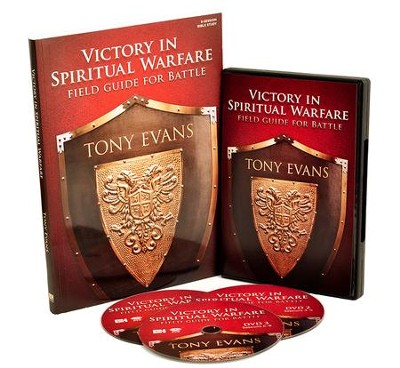 Victory in Spiritual Warfare, DVD Leader Kit  -     By: Tony Evans