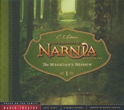 The Magician's Nephew: Radio Theatre--CDs    -     By: C.S. Lewis, Paul McCusker