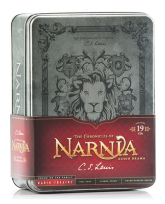 The Chronicles of Narnia Collector's Edition, Radio Theatre-19 CD's  -     By: C.S. Lewis, Paul McCusker