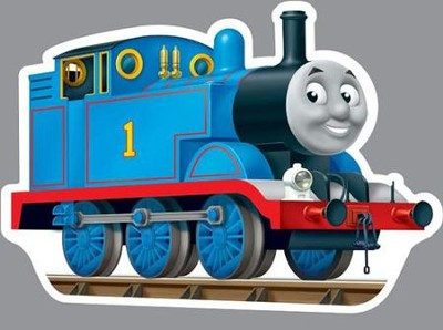 Thomas the Tank Engine Shaped Floor Puzzle, 24 Piece Puzzle  -