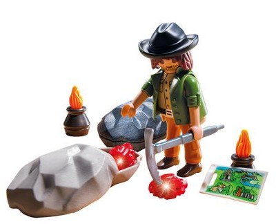 PlayMobil Gem Hunter with Accessories  -