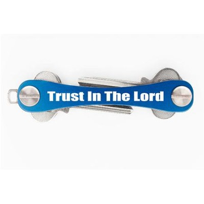 Key Smart, Compact Keyring, Trust In The Lord   -