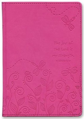 Joy Of The Lord Scripture Journal  -