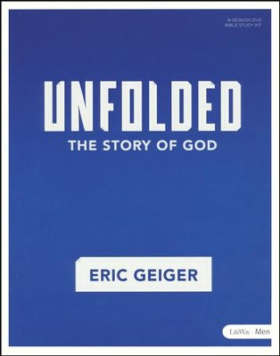 Unfolded: The Story of God--DVD Leader Kit   -     By: Eric Geiger