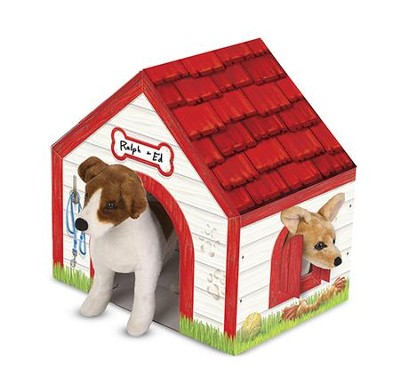 Cardboard Structure, Dog House  -