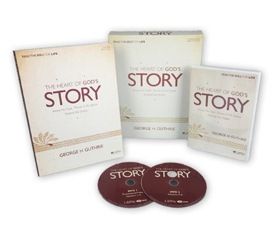The Heart of God's Story DVD Leader Kit  -     By: George Guthrie