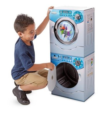 Washer/ Dryer Combo Play Appliance  -