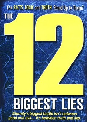 The 12 Biggest Lies, DVD   -