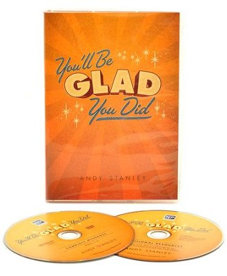 You'll Be Glad You Did DVD  -     By: Andy Stanley