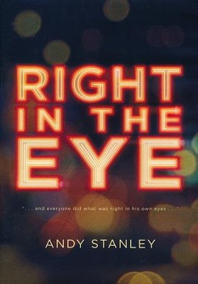 Right in the Eye DVD  -     By: Andy Stanley
