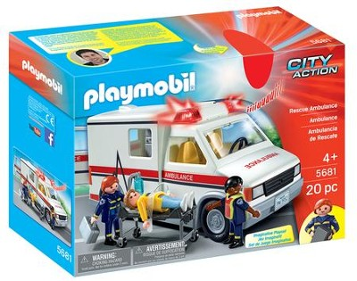 Rescue Ambulance  -