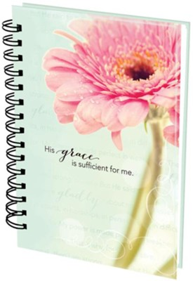His Grace Wirebound Journal  -