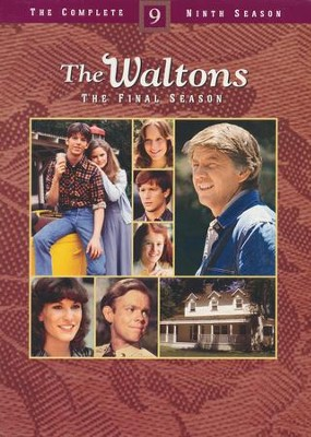 Waltons Season 9, DVD    -