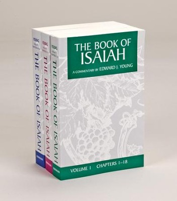 The Book of Isaiah, 3 Volumes   -     By: Edward J. Young
